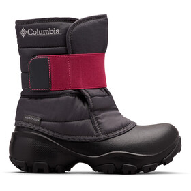 Columbia Rope Tow Kruser 2 WP Boots Kids dark grey/pink ice